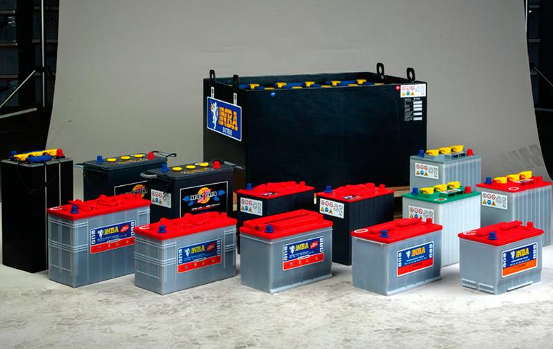 Baterías de tracción Nba Akkubatt