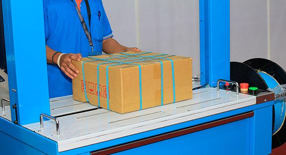 Flejadora semiautomática Akkubatt Castellón